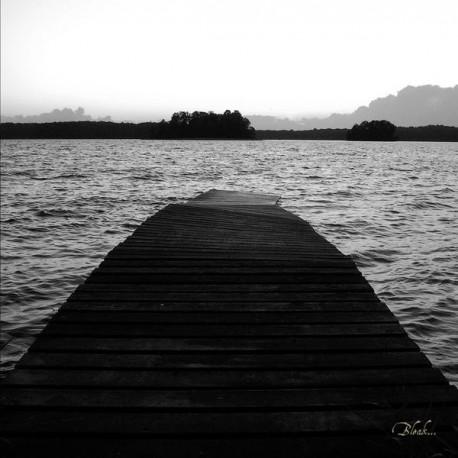 AUSTERE/ISOLATION - Bleak - CD (+ digital download)