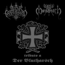 ALTAR OF PERVERSION / MORDAEHOTH - Tribute to Der Blutharsch - CD