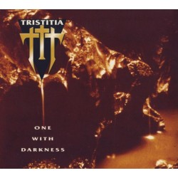 TRISTITIA - One with Darkness - CD