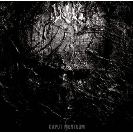 WOLOK - Caput Mortuum - CD (+ digital download)