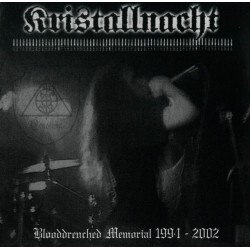 KRISTALLNACHT - Blooddrenched memorial 1994-2002 - CD