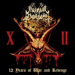 BURIAL HORDES - 12 years of War and Revenge - CD (+ digital download)