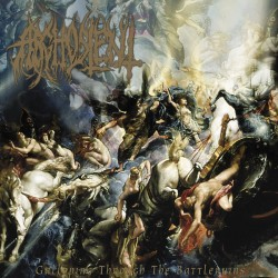 ARGHOSLENT - Galloping Through the Battleruins - CD DIGIPACK