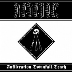 REVENGE - Infiltration Downfall Death - CD DIGIPACK