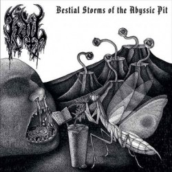 HAIL - Bestial Storms of the Abyssic Pit - CD