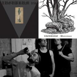 LUGUBRUM - Herval + Winterstones - 2x CD PACK