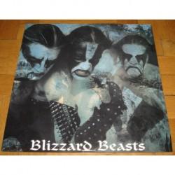 IMMORTAL - Blizzard Beasts - VINYL LP
