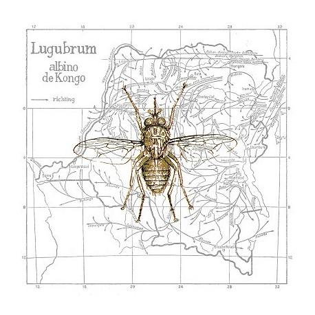 LUGUBRUM - Albino de Congo - VINYL LP