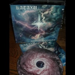 KATAXU - Hunger of Elements - CD DIGIPACK