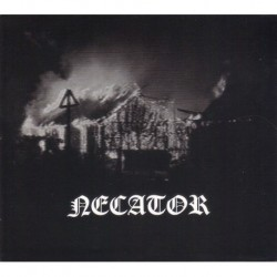 NECATOR - Polish Evil Black Metal Art - CD DIGIPACK