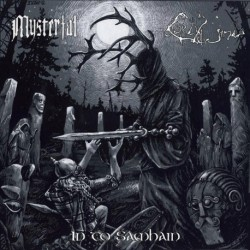 LORD WIND / MYSTERIAL - In to Samhain 1995 - CD
