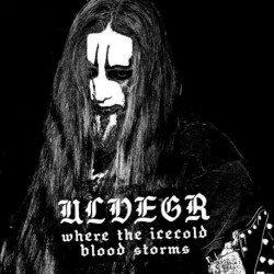 ULVEGR - Where The Icecold Blood Storms - CD