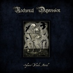 NOCTURNAL DEPRESSION - Spleen Black Metal - CD DIGIBOOK