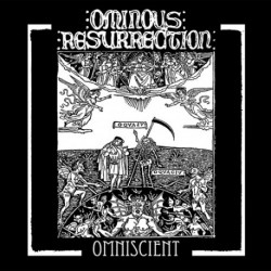 OMINOUS RESURRECTION - Omniscient - CD