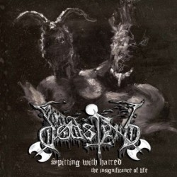 DODSFERD - Spitting with Hatred the Insignificance of Life - CD