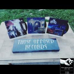 DARKENHOLD - 3 CD + 3 VINYL PACK