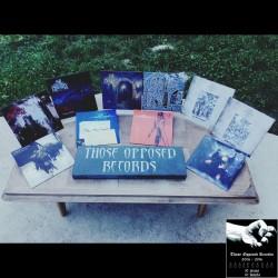 10-year TOR anniversary - 10x VINYL PACK + free CD