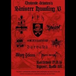 Sinister Howling Festival V - Ticket (19.11.2016)