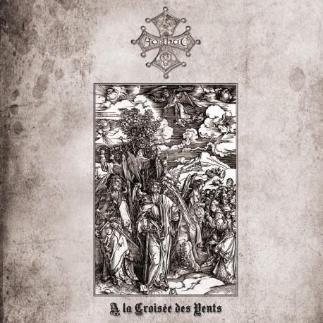 AORLHAC - A la Croisée des Vents - CD