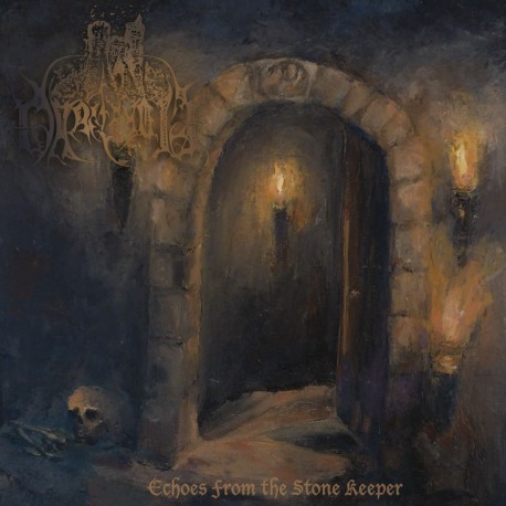DARKENHÖLD - Echoes from the Stone Keeper - CD
