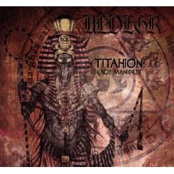 ULVEGR - Titahion: Kaos Manifest  - CD DIGIPAK