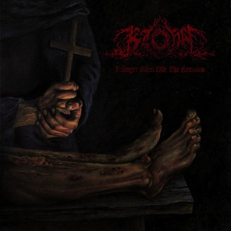 KZOHH - Trilogy: Burn Out The Remains - CD+DVD