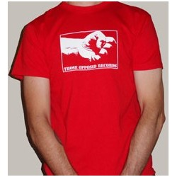 THOSE OPPOSED - Shirt (Red)