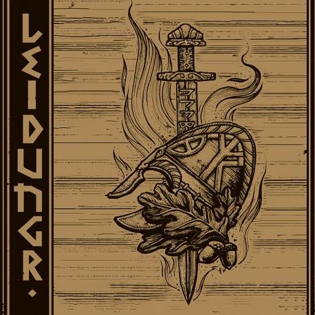 LEIDUNGR - Sunnablot - CD DIGIPAK