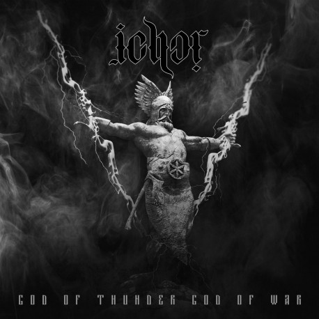 ICHOR - God of Thunder God of War - CD