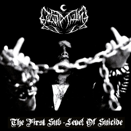 LEVIATHAN - The First Sublevel of Suicide - CD