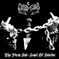 LEVIATHAN - The First Sublevel Of Suicide - VINYL LP Black