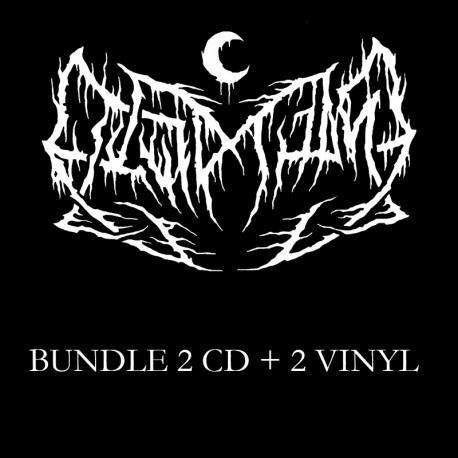 LEVIATHAN - Bundle - 2 CD + 2 VINYL