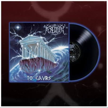 KAWIR - To Cavirs - LP Black