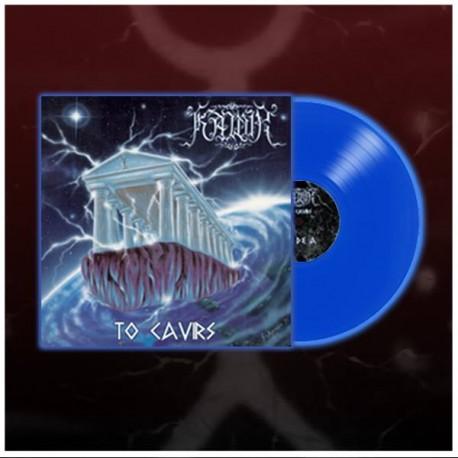 KAWIR - To Cavirs - LP Blue