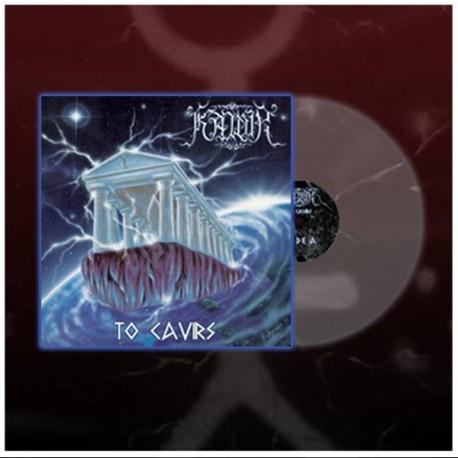 KAWIR - To Cavirs - LP Clear