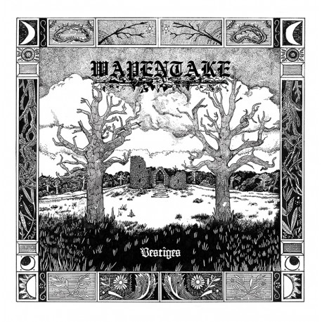 WAPENTAKE - Vestiges - CD