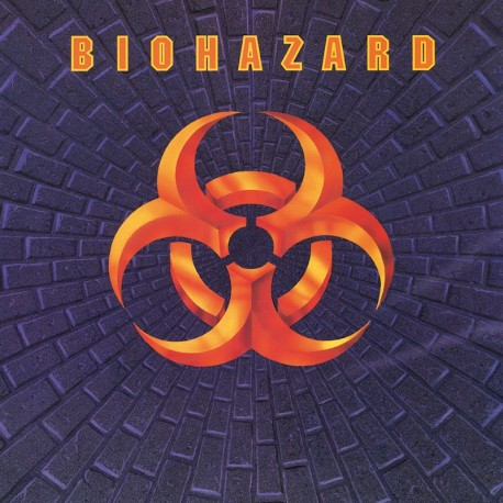 BIOHAZARD - Biohazard - VINYL LP BLACK (Preorder out 14.6.2019)
