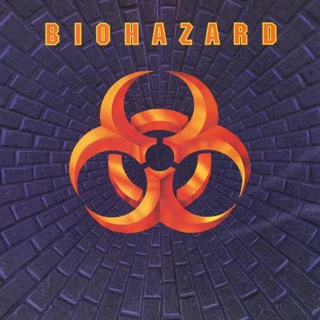BIOHAZARD - Biohazard - VINYL LP BLACK (Preorder out 14.6.2019)
