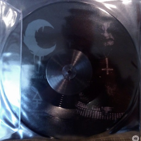 "LEVIATHAN - The first sublevel of suicide - PICTURE LP + 7""EP"