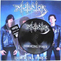 MUTILATOR - Immortal Force - PICTURE LP