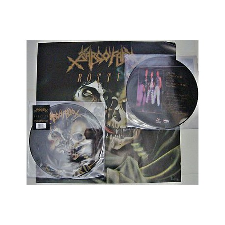 SARCOFAGO - Rotting - PICTURE LP