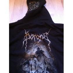 BORGNE - Hooded Sweatshirt with zip