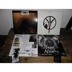 PESTE NOIRE / DIAPSIQUIR - Split - VINYL LP