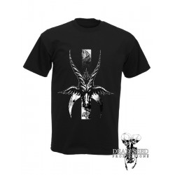 INKISITOR - Devil Emblem - SHIRT (M)