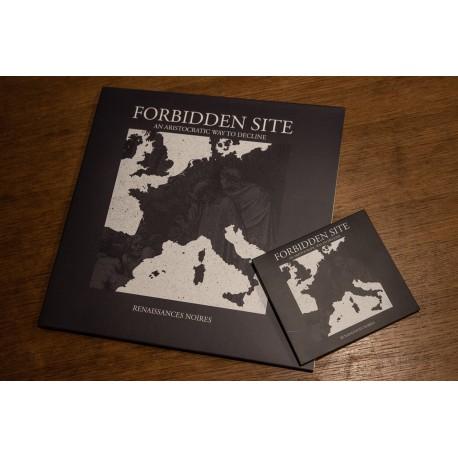 FORBIDDEN SITE - Renaissances Noires - CD DIGIPAK