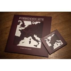 FORBIDDEN SITE - Sturm Und Drang - VINYL DOUBLE LP Black