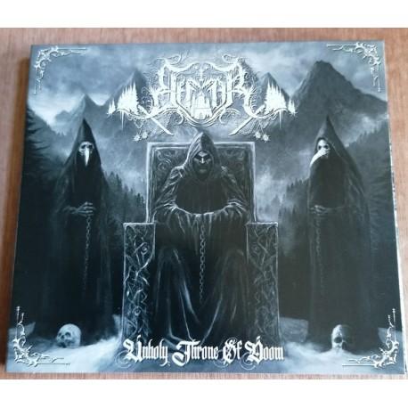 ELFFOR - Unholy Throne Of Doom - CD DIGIPAK