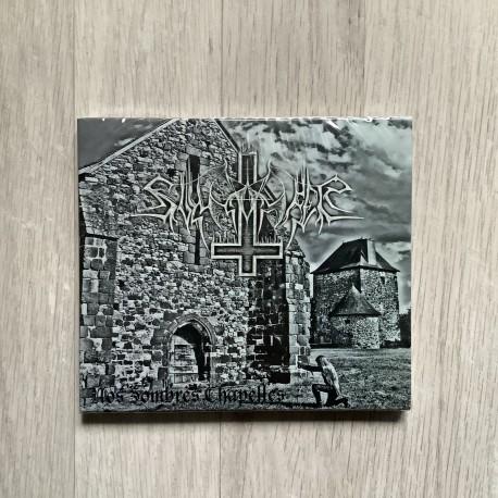 SÜHNOPFER - Nos Sombres Chapelles - CD DIGIPAK (+ digital download)