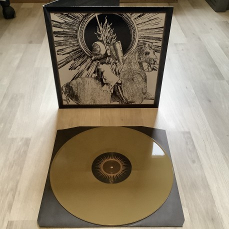 SÜHNOPFER - Offertoire - GOLD VINYL lim.200 (+digital download)
