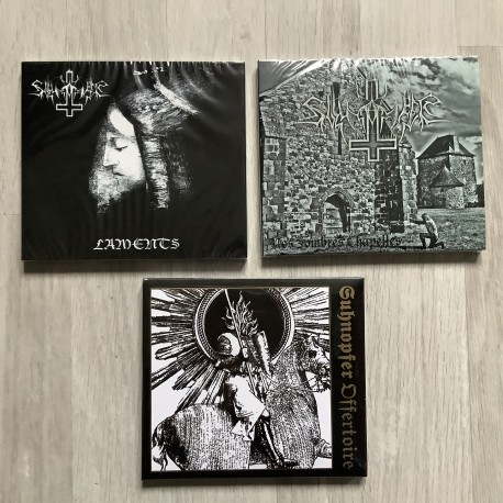 SÜHNOPFER - 3 x CD DIGIPAK - Discounted pack (+digital donwload)